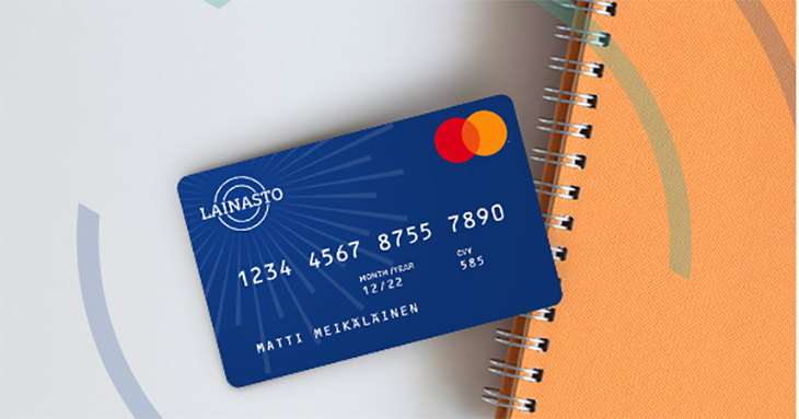 Virtuaalinen Mastercard luottokortti